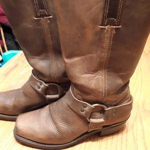 Frye Cowboy boots Mens size 8M